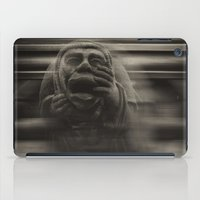 medieval iPad Cases featuring Medieval angst by Mark Nelson