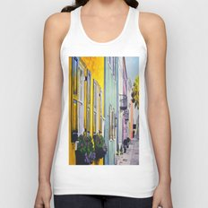 Row of Color Unisex Tank Top