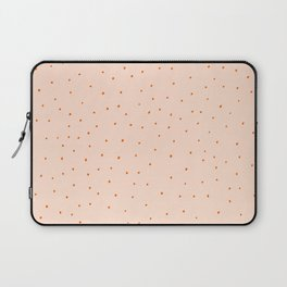 Tiny Polka Dot Dance Laptop Sleeve