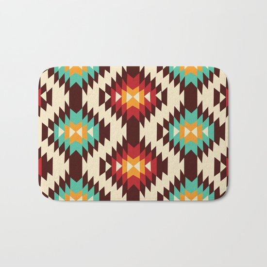 American Native Pattern No. 19 Bath Mat