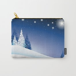 winternight Carry-All Pouch