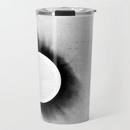 1919 Solar Eclipse Travel Mug