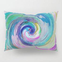 534 - Abstract colour design Pillow Sham