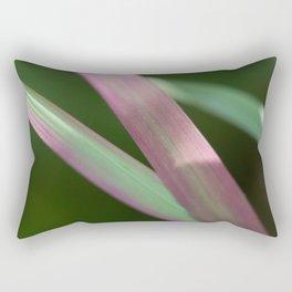Red Baron close-up (Japanese bloodgrass) #1 #art #society6 Rectangular Pillow