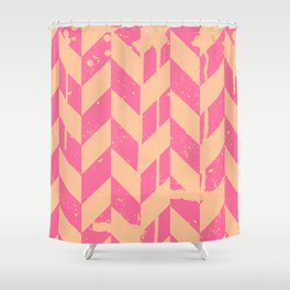 Glam Rock Shower Curtain