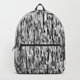 Camo in Shades of Gray Backpack