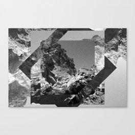 Algarve Cliffs Canvas Print