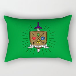 ADVENTURE! Rectangular Pillow