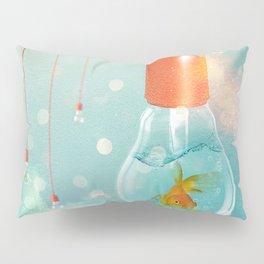 Ideas and Goldfish ... Pillow Sham