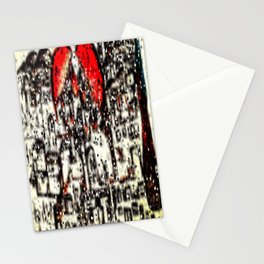 My love letter to Israel II Stationery Cards