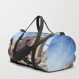 Old style Case Duffle Bag