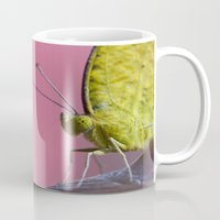 insect Mugs featuring Insect by TJAguilar Photos