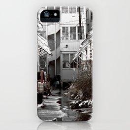 Moist Tart iPhone Case