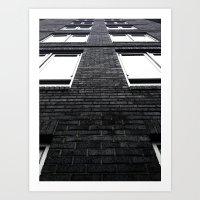 vertigo Art Prints featuring Vertigo by kirstenariel