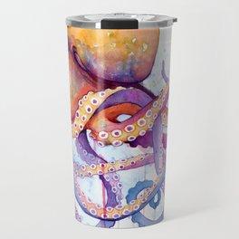 Octopus II Travel Mug
