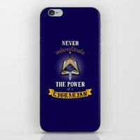 warhammer iPhone & iPod Skins featuring Librarian, Warhammer 40K by ZsaMo Design