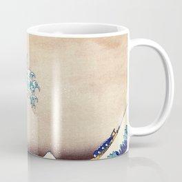 Katsushika Hokusai The Great Wave Off Kanagawa Coffee Mug