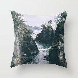 Samuel H. Boardman Throw Pillow