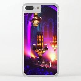 Take Me to Church Clear iPhone Case