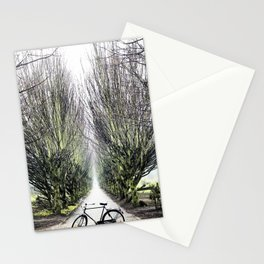 Bicycle Path Stationery Cards