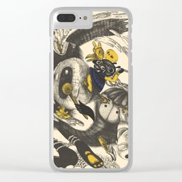 Dinamic Clear iPhone Case