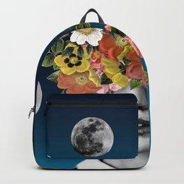 Flower Girl 3 Backpack