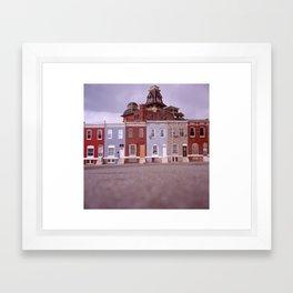 Baltimore, Maryland Framed Art Print