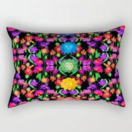 chakras Rectangular Pillow