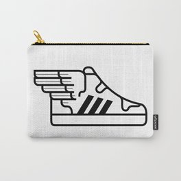 J Scott Wings Originals - wear an icon Carry-All Pouch