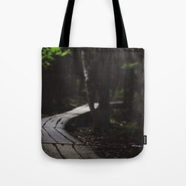 Trails Tote Bag