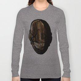 Smiling jack face Long Sleeve T-shirt