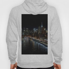 Manhattan Skyline East Hoody