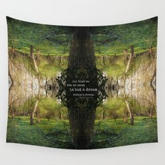 A Dream Within A Dream Wall Tapestry