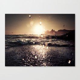 Arpoador #10 Canvas Print