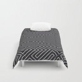 Tribal Maze Comforters