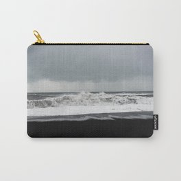 Winter Waves Carry-All Pouch
