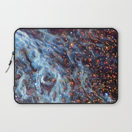 Painted Large Magellanic Cloud Laptop Sleeve