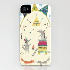 WOLF 2 iPhone (4, 4s) Slim Case