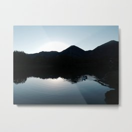 Salem Pond Metal Print