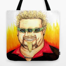 Flavor Town Tote Bag