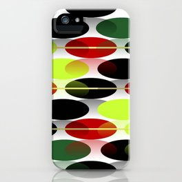 Bright colors of  autumn... iPhone Case