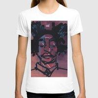 basquiat T-shirts featuring basquiat by joseph arruda (zeruch)