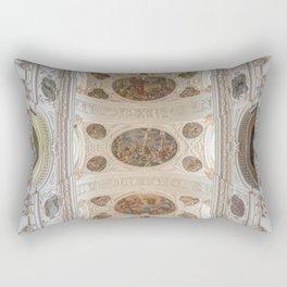 Waldsassen Basilica Ceiling (Nave) Rectangular Pillow