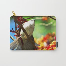 Colors of Spring Bird Carry-All Pouch