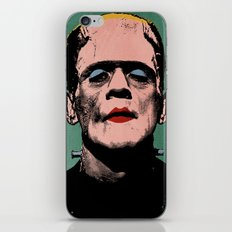 The Fabulous Frankenstein's Monster iPhone & iPod Skin
