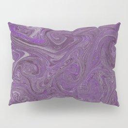 Ultra violet Pillow Sham
