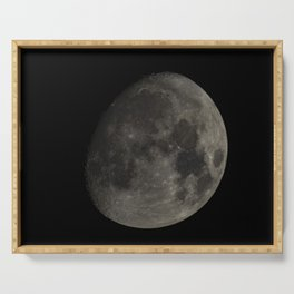 The Moon Serving Tray
