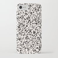 stone iPhone & iPod Cases featuring Stone by Demi Goutte