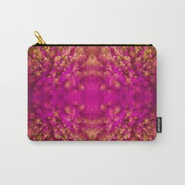 Golden Iridescence Shimmer Carry-All Pouch