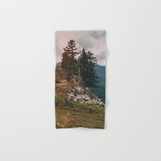 Northwest Forest Hand & Bath Towel